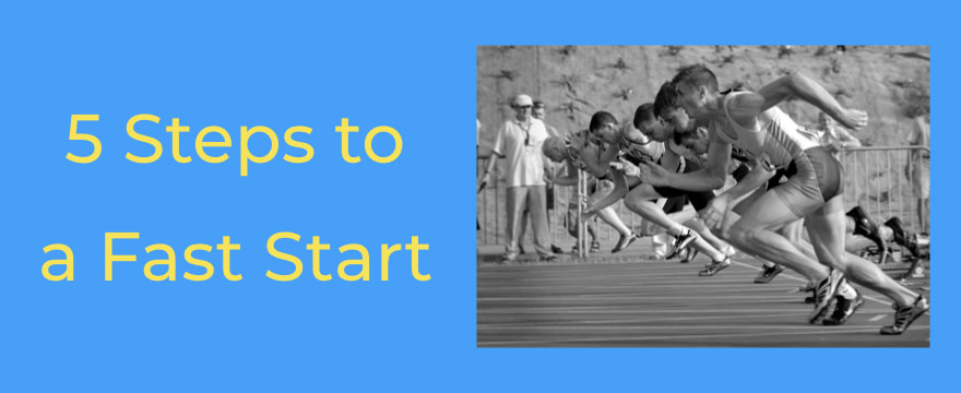 how to start fast